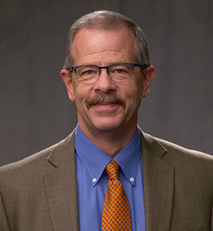 Photo of Larry Bell